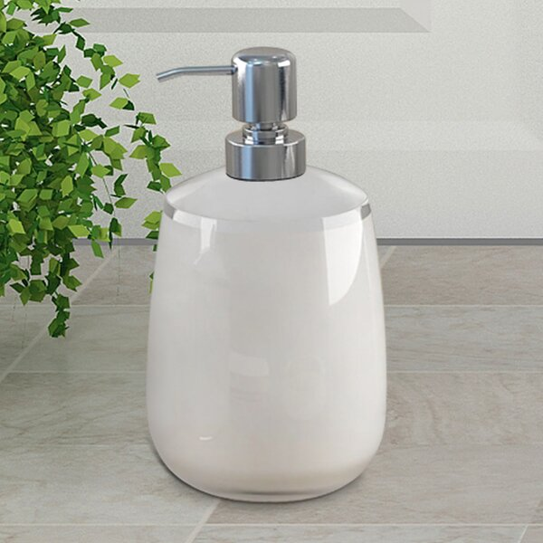 Zenobia Soap & Lotion Dispenser by Laurel Foundry Modern Farmhouse
