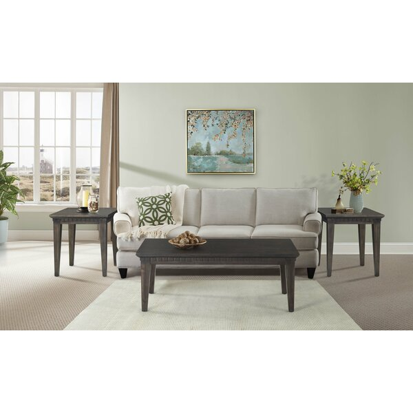 Suzann 3 Piece Coffee Table Set by Laurel Foundry Modern Farmhouse