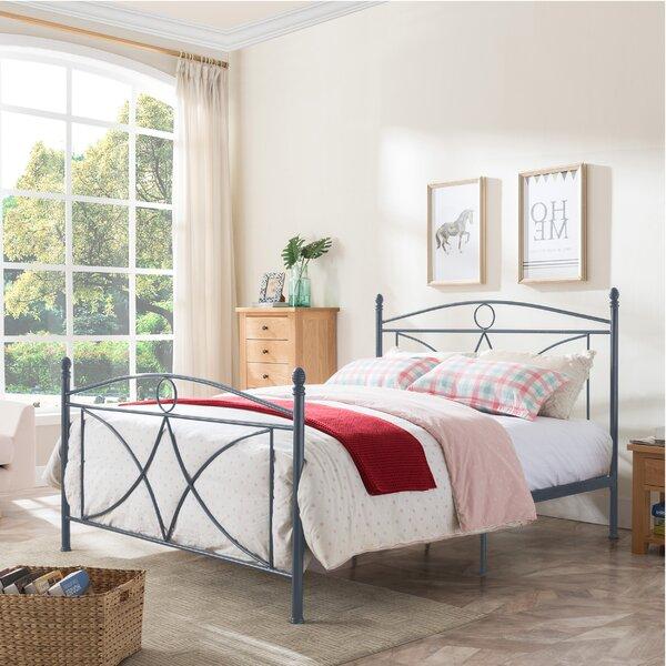 Lukas Queen Standard Bed by Gracie Oaks