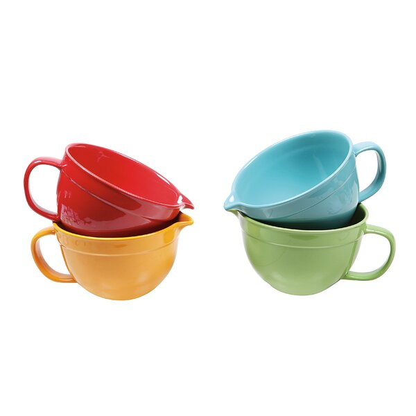 Urban Homestead Stoneware Batter Bowl Set by Creative Co-Op