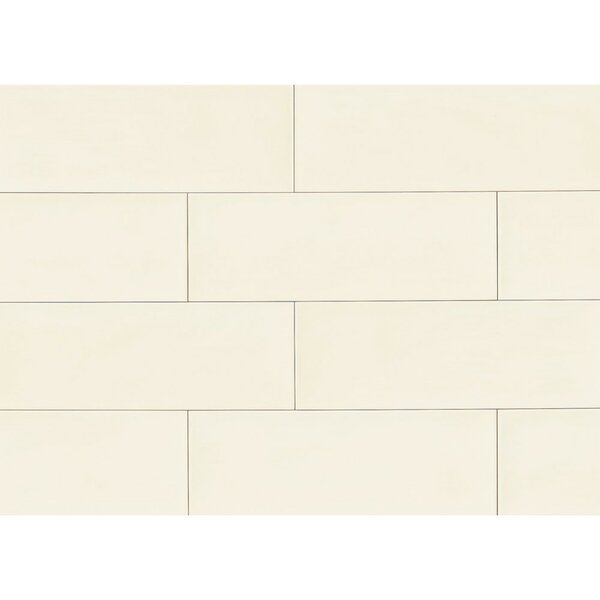 Starck 8 x 24 Ceramic Field Tile in Beige by Grayson Martin