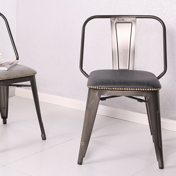Gildea Upholstered Dining Chair (Set of 4) by Williston Forge
