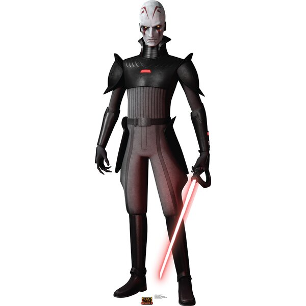 Star Wars Rebels The Inquisitor Cardboard Standup by Advanced Graphics