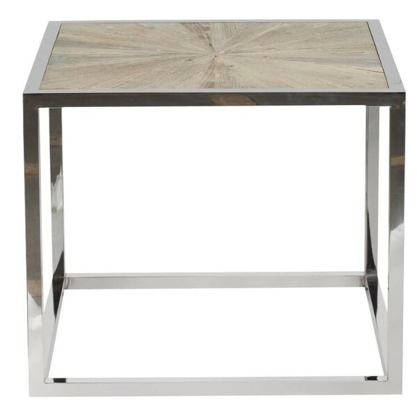 Jasper Metal Frame Coffee Table by Foundry Select