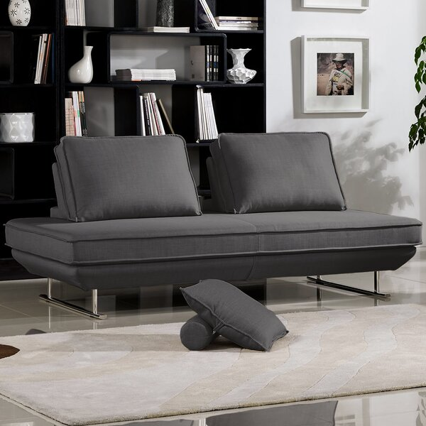 Richerson Convertible Sofa by Orren Ellis