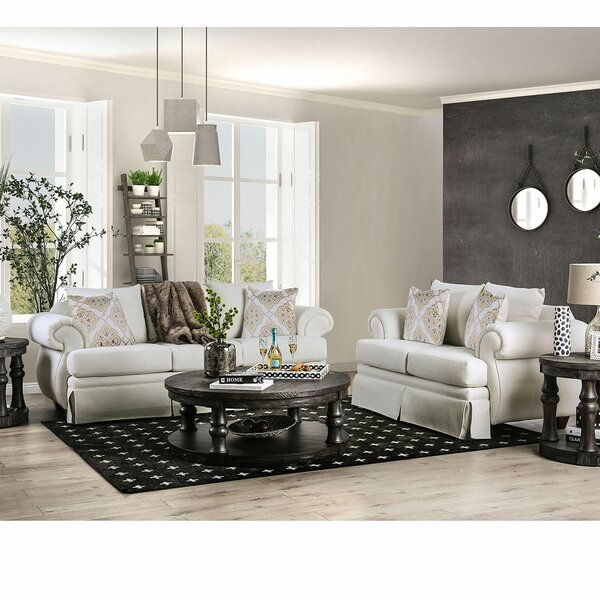 Lisbon 2 Piece Living Room Set By Canora Grey