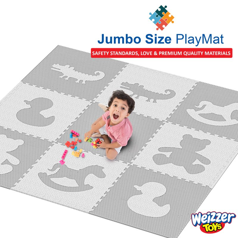 Baby Interlocking Foam Playmat