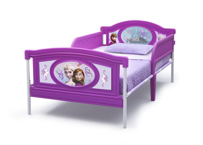 default_name - Delta Children Frozen Twin Convertible Toddler Bed & Reviews Wayfair