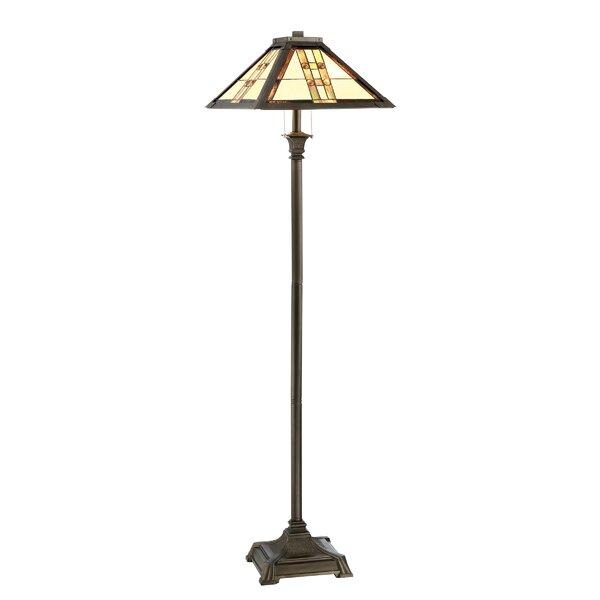 Amboise 60 Floor Lamp by Loon Peak