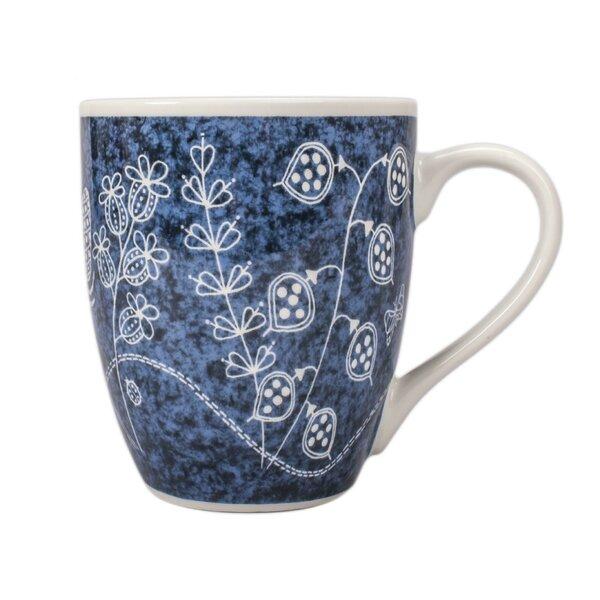 Summer Garden Coffee Mug (Set of 4) by Birch Lane™