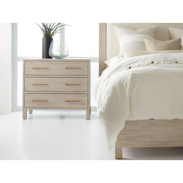 Maui 3 Drawer Dresser by Modern History Home