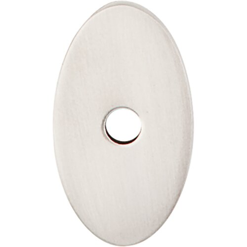 Oval Backplate by Top Knobs