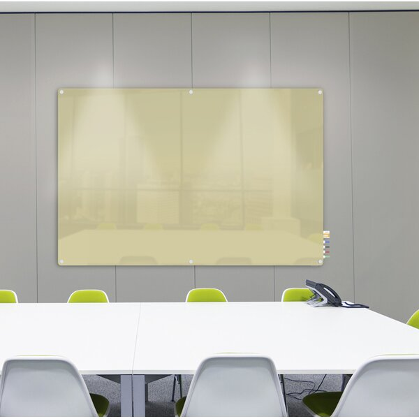 Magnetic Glass Board by Ghent