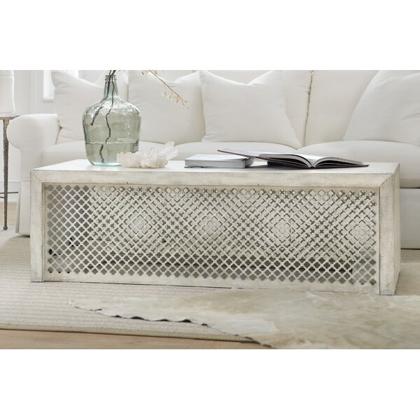 Boheme Ardens Coffee Table with Tray Top by Hooker Furniture Hooker Furniture