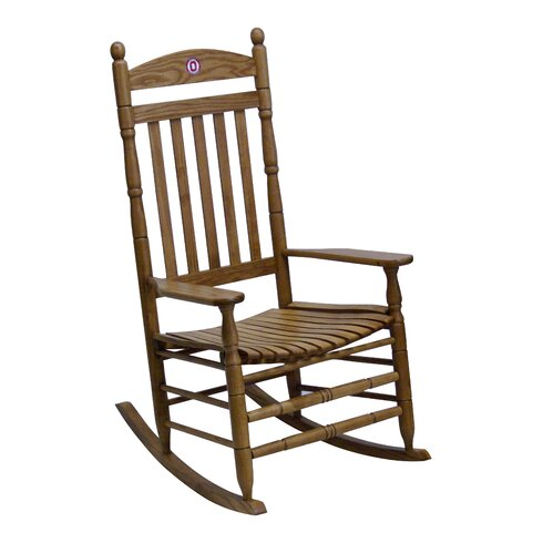 Hinkle Chair Company Collegiate Rocking Chair Wayfair