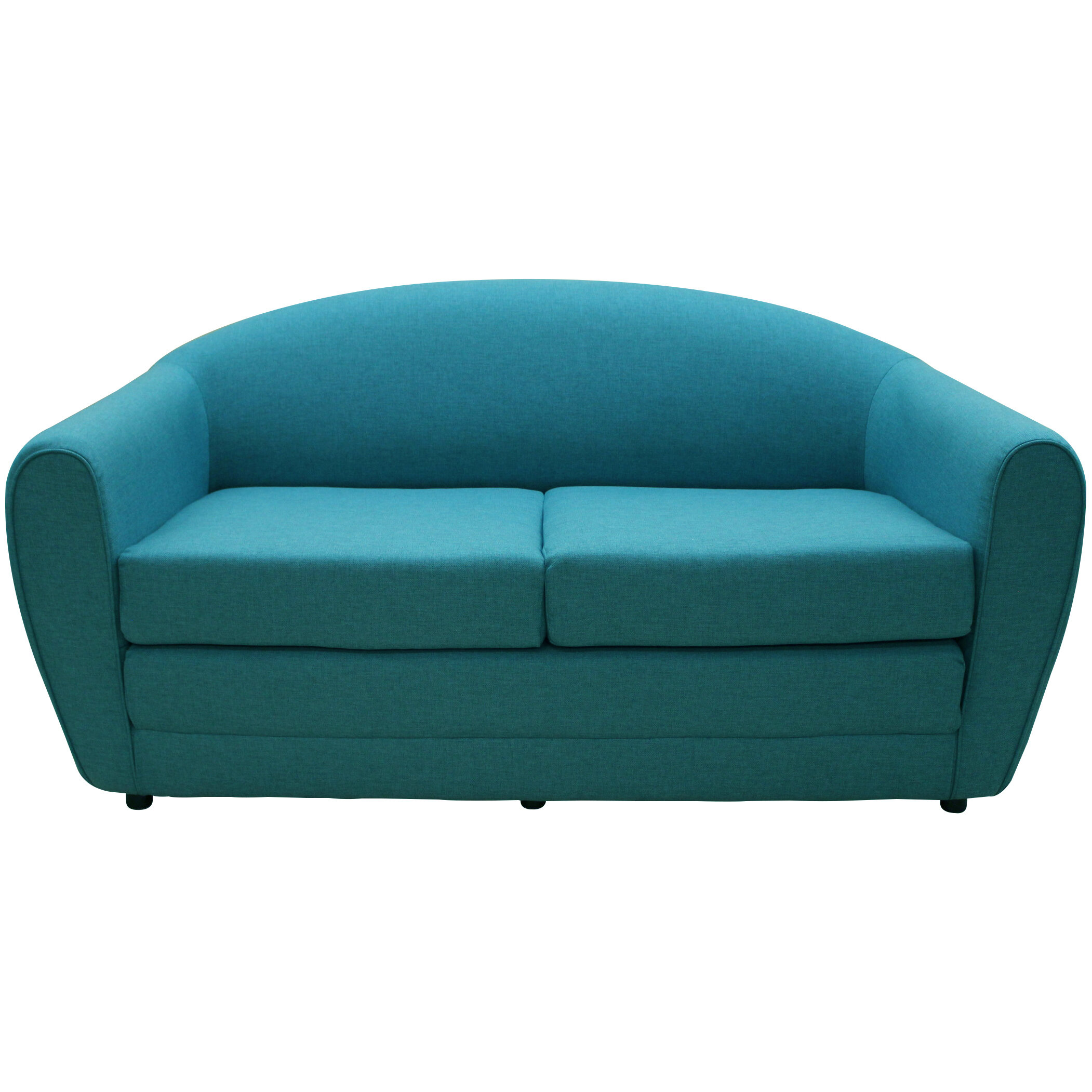 seat janley front products rail loveseat number sleeper contemporary item rooms wood with love benchcraft