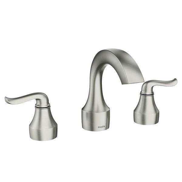 Hamden High-Arc Widespread Bathroom Faucet