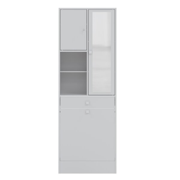 Combi 24.7 W x 71.3 H Free-standing Cabinet