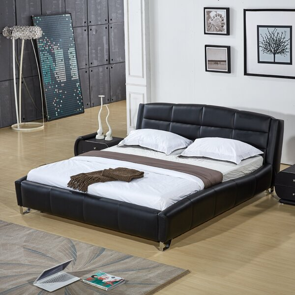 Sharron Upholstered Platform Bed by Orren Ellis
