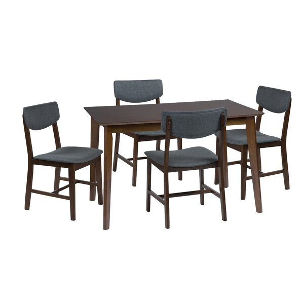 Bourke 5 Piece Dining Set by Corrigan Studio Corrigan Studio