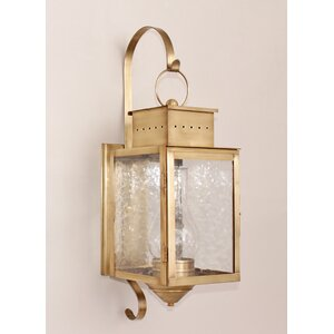400 Series 1-Light Outdoor Wall Lantern