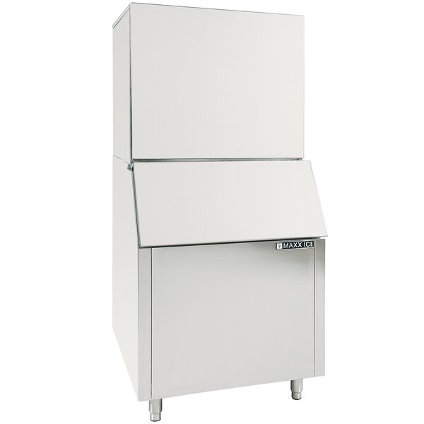 1000 lb. Daily Production Freestanding Ice Maker by Maxx Ice