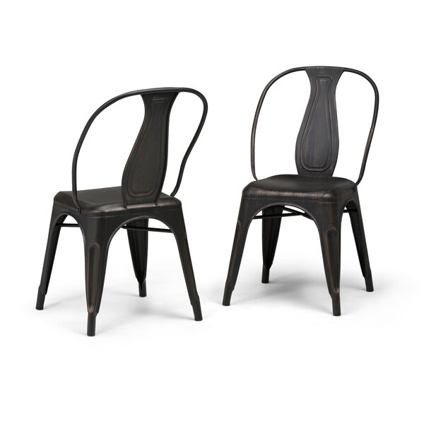 Sturdivant Dining Chair (Set of 2) by Williston Forge