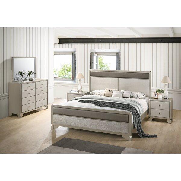 Yates Standard 5 Piece Bedroom Set by Rosdorf Park