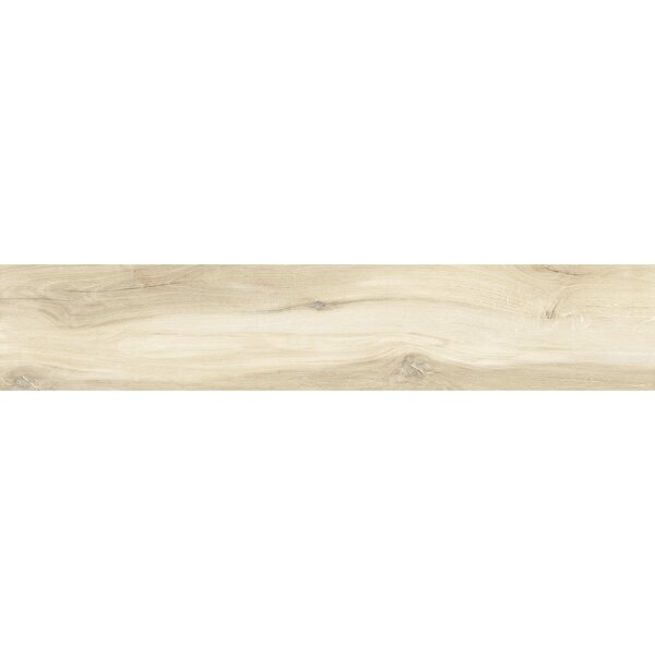 Bowmore 8 x 48 Porcelain Wood Look Tile in Fir Wood by The Bella Collection