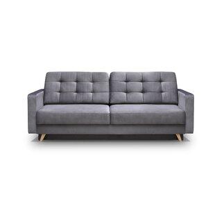 Cassella Vegas Reversible Sleeper Sofa by George Oliver