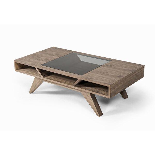 Bobb Coffee Table with Storage by Corrigan Studio Corrigan Studio