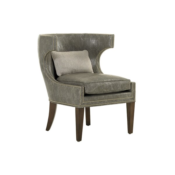 MacArthur Park Leather Armchair by Lexington