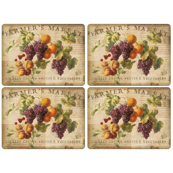 Abundant Fall 16 Placemat (Set of 4) by Pimpernel