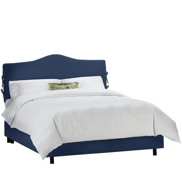 Klein Upholstered Standard Bed by Alcott Hill