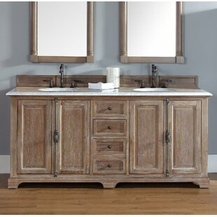 Quickview Greyleigh Ogallala 72 Double Bathroom Vanity Set