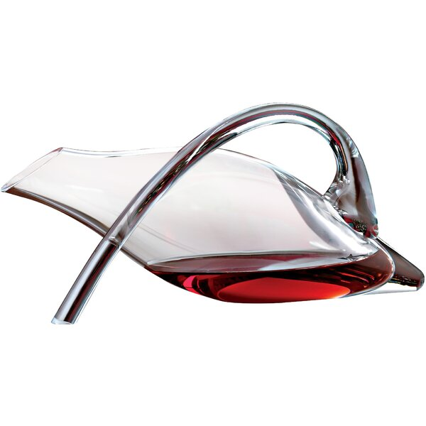 Fusion Break Resistant Duck Decanter By Wine Enthusiast.