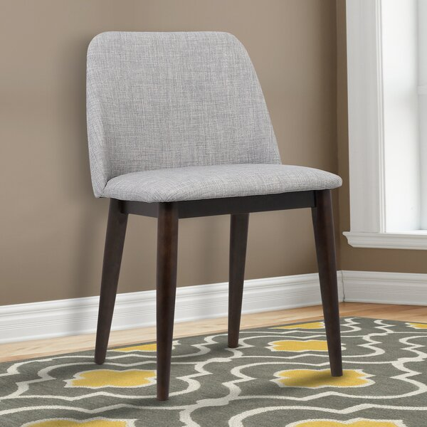 Hettie Contemporary Side Chair (Set of 2) by Ivy Bronx
