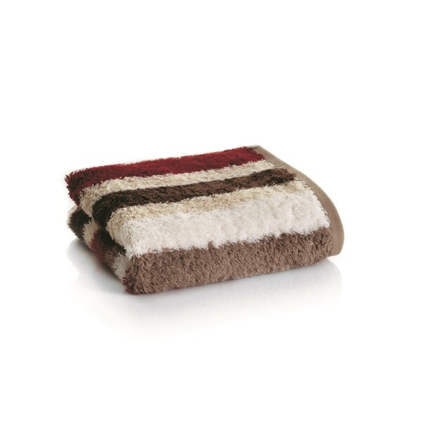 Striped Bamboo Washcloth (Set of 4) by Daisy House