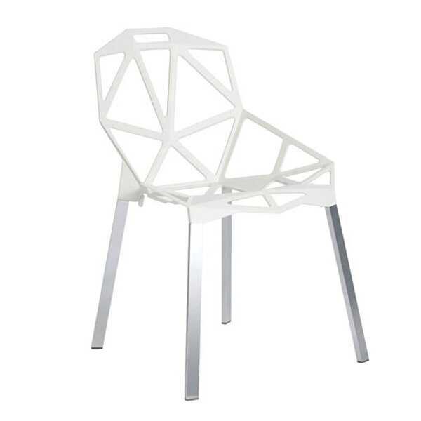 Dugan Stacking Patio Dining Chair (Set of 2) by Ivy Bronx