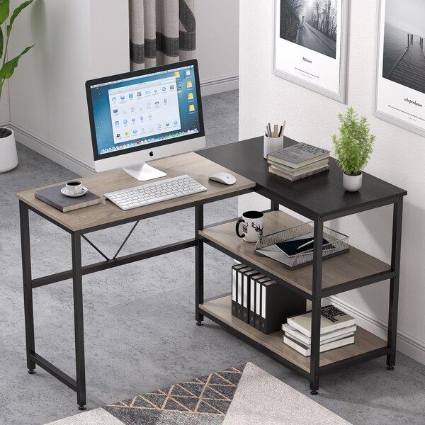 Krenselewwski L-Shape Desk