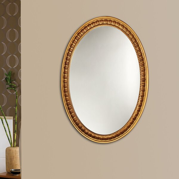 Farrington Framed Wall Mirror by Charlton Home