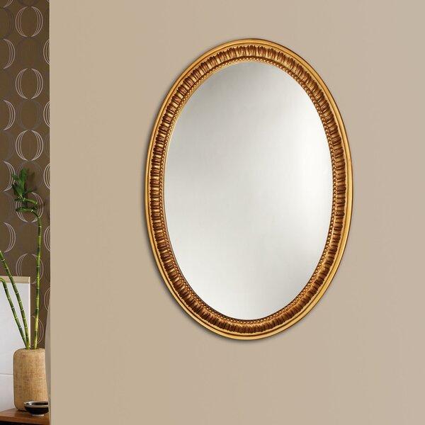 Farrington Framed Wall Mirror by Charlton Home