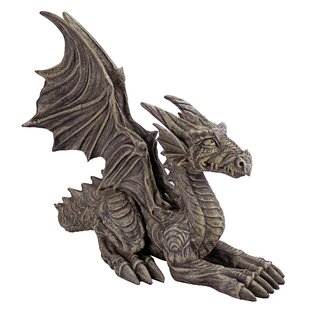 dragon statues wayfair