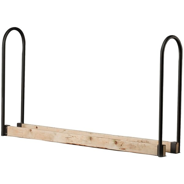 Adjustable Log Rack by Shelter