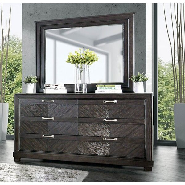 Theriot 6 Double Dresser by Mercer41