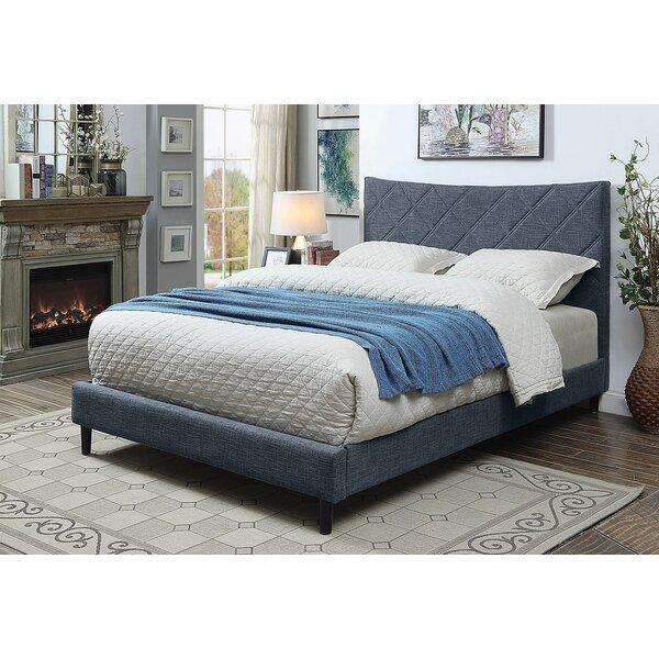 Amerson Upholstered Platform Bed by Ivy Bronx