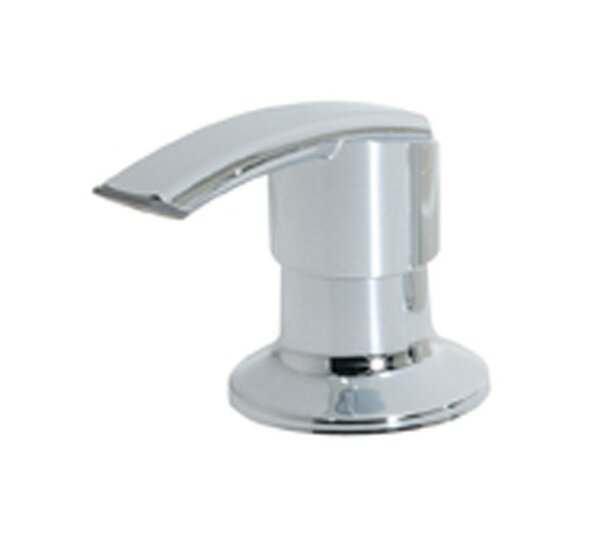 Soap Dispenser with Flat Nozzle by Pfister