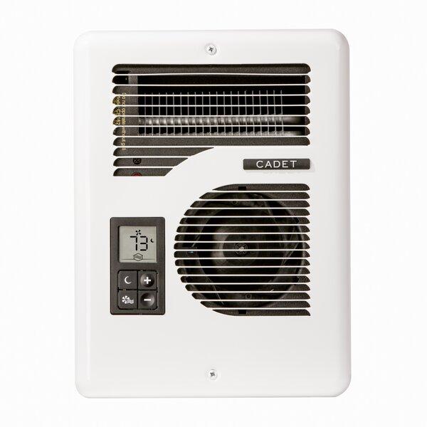 1600 Watt Electric Fan Wall Heater by Cadet