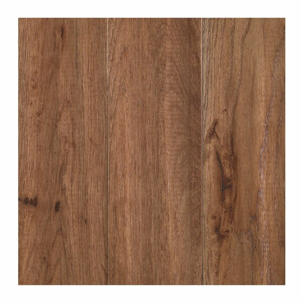 Solandra 5 Solid Oak Hardwood Flooring in Tanned Hickory by Mohawk Flooring