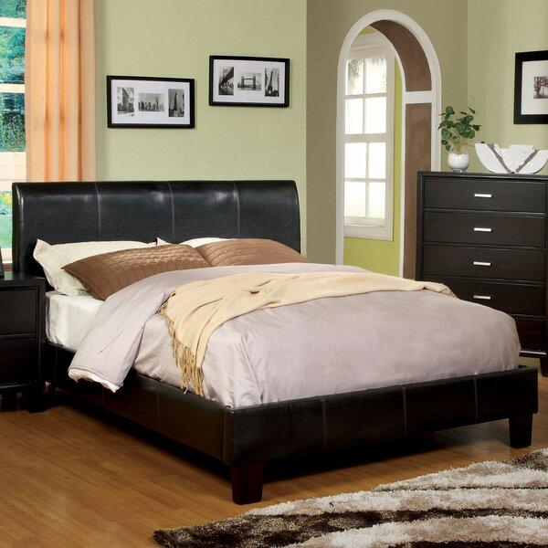 Rosana Upholstered Platform Bed by Ebern Designs